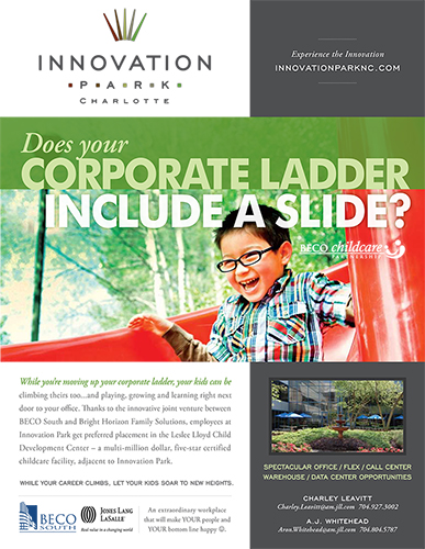 Innovation Park Ad 2
