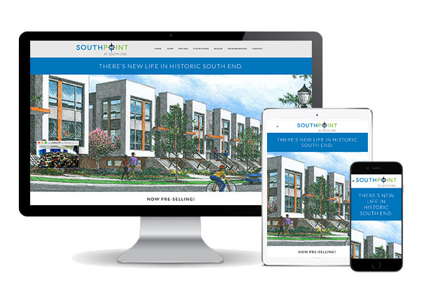 Southpoint at Southend website